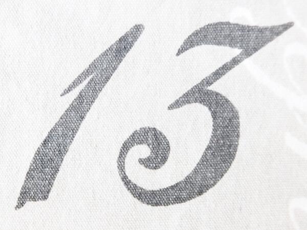 13という数字