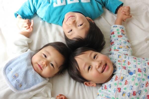 三人の兄弟