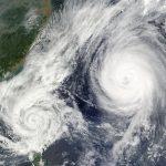 熱帯低気圧と台風