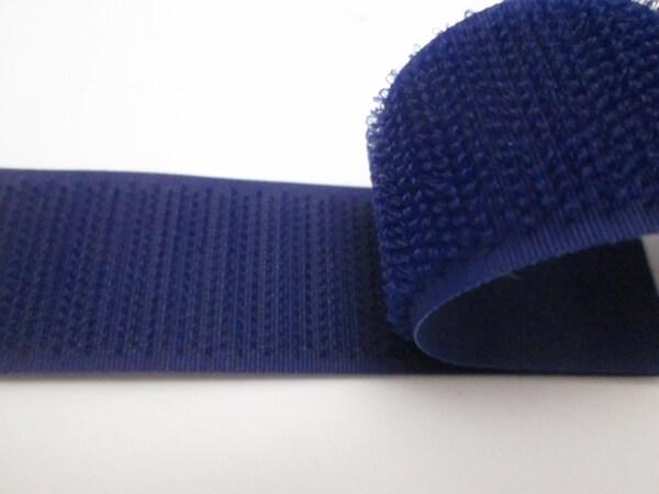 青いマジックテープ
